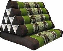 Wilai Kapok Thaikissen, Dreieck mit Einer Auflage