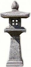 Wilai Steinlampe 1-stöckige Japanlampe Laterne