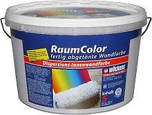 WILCKENS Raumcolor Wandfarbe KRISTALL VIOLETT MATT 5 Liter