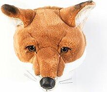 Wild & Soft Tierköpfe zur Gestaltung von Kinder-
