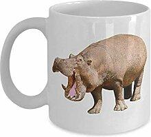 Wildlife Coffee Mugs - Chimp - Ceramic Treasures