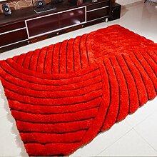 William 337 3D Stereo Teppich Wohnzimmer