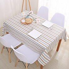 William 337 Baumwolle rechteckige Tischdecken -