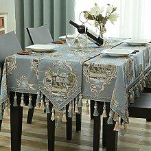 William 337 Rechteck Tischdecke Tuch Europäischen