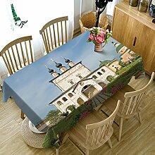 William 337 Rechteckige Tischdecken - 3D
