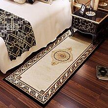William 337 Rechteckiger Teppich, Nachttisch