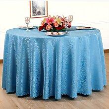 William 337 Round Table Cloth - Hotel Wohnzimmer