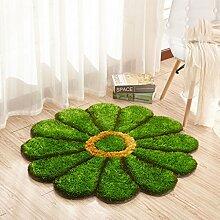 William 337 Schöne 3D Rose Teppich Blume Teppiche
