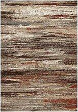 William 337 Teppich Einfacher Teppich Striped Art