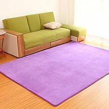 William 337 Teppich Wohnzimmer Schlafzimmer Solid