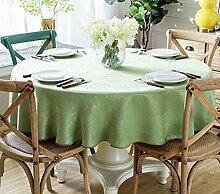 William 337 Tischdecke einfarbig rund Esstisch