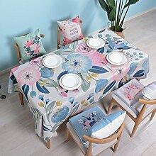 William 337 Tischdecken aus Baumwolle Leinentuch