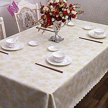 William 337 Wasserdichte Öl Tischdecken
