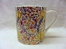 William Morris Flora Jumbo-Becher, Porzellan