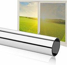 Willlly Sonnenschutz Fensterfolie Selbsthaftend