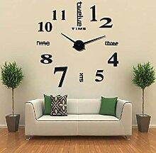 Willsego Creativediywall Uhr Wohnzimmer Wand