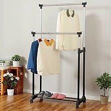 Willsego Garderobe Garderobe Doppelstange