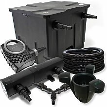 Wiltec - Filter Set für 12000l Teich 24W