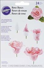 Wilton 1005-4453 Unterlagen für Rosen aus