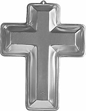 Wilton Kuchen-Backform Kreuz, Aluminium