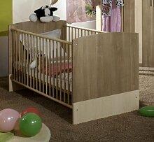 Wimex Babybett 316224 Lilly, Weiß, Abs. San