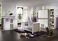 Wimex Babyzimmer Set Jalta, bestehend aus Schrank,
