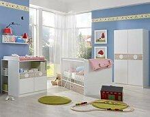 Wimex Babyzimmer Set Kimba, bestehend aus