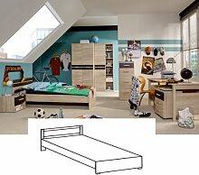 Wimex Bett/ Doppelbett Game, Liegefläche 140x200