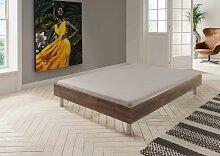 Wimex Bett Easy 120x200 cm Höhe Bettseite: 38 cm,