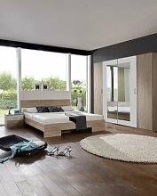 Wimex Schlafzimmer Set Alina, Bestehend Aus Bett,