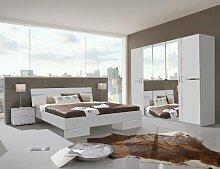 Wimex Schlafzimmer Set Anna, bestehend aus einem