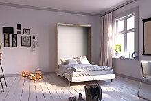 Wimex Schrankbett Juist 140x200 cm weiß