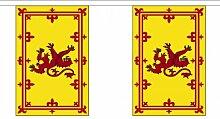 Wimpelkette, 9m, 30Flaggen (22,9x 15,2cm),