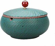 Windaschenbecher aus feinstem Keramik Aschenbecher