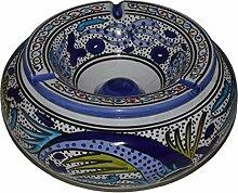 Windaschenbecher Große Aschenbecher XXL Keramik