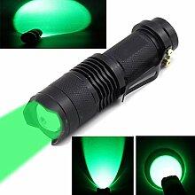 Windfire grüne Taschenlampe super helle grüne