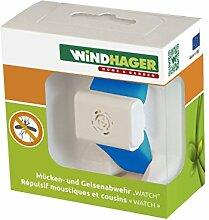 Windhager Mückenabwehr Watch Batterie, blau
