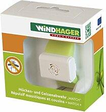 Windhager Mückenabwehr Watch Batterie, grün