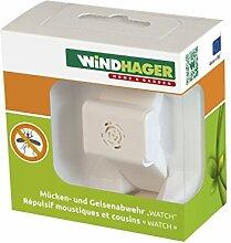Windhager Mückenabwehr Watch Batterie, weiß