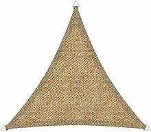 Windhager Sonnensegel, Sonnenschutz, Sunsail ADRIA Dreieck 5 x 5 x 5 m (gleichschenkelig), UV-Schutz, witterungsbeständig; BEIGE; 10965