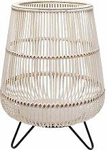 Windlicht Bamboo aus Holz KARE Design