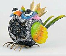 Windlicht - Candle Bird Eule Hedwig -