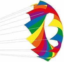 Windrad - F-Stop rainbow - für leichten bis