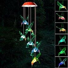 Windspiel, Kolibri-Windspiel, für drinnen und