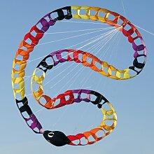 Windspiel - Snake Wheel SKIN - für leichten bis