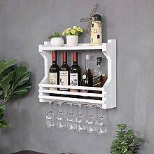 Wine Rack - ♦ JJ Einfache Wand-Weinregal