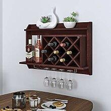 Wine Rack - ♦ JJ Wand-Weinregal aus Holz