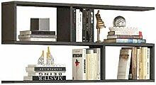 Wine Rack - Einfache Bücherregal Stand Wandbehang