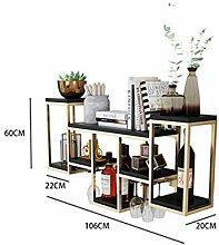 Wine Rack - Modernes einfaches