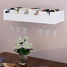 Wine Rack - Wand-Weinregal Für Den Haushalt,